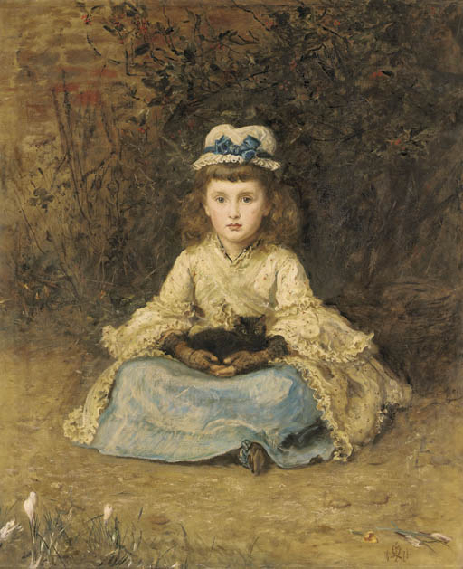 Sir John Everett Millais, Bt.,