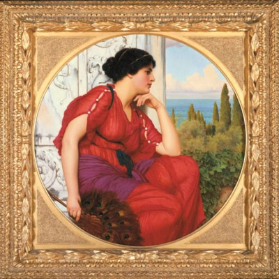 John William Godward (1861-192