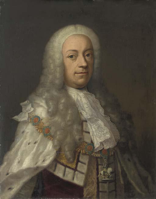 Anglo-Hanoverian School, 1740s