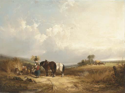 William Shayer, Sen. (1787-187