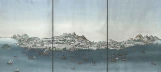 CHINESE SCHOOL, CIRCA 1790-180