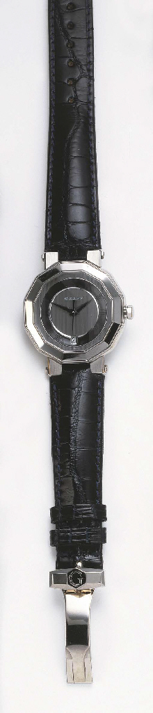 A GENTLEMAN'S WRISTWATCH, BY G