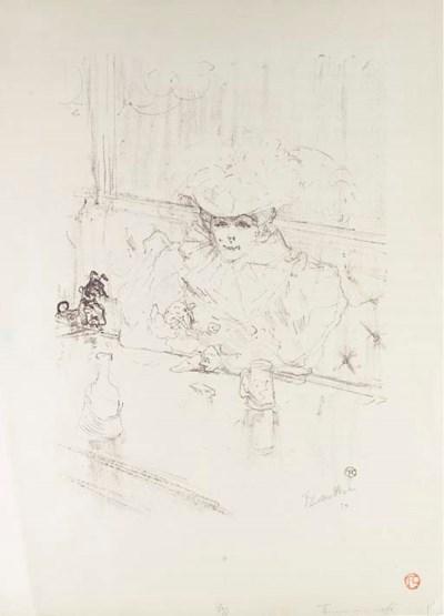 Henri de de Toulouse-Lautrec