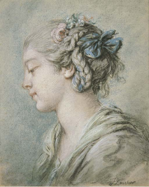 François Boucher (Paris 1703-1770)
