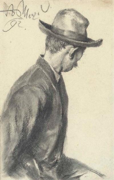 Adolf Friedrich von Menzel (Br