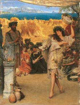 Sir Lawrence Alma-Tadema, O.M., R.A. (1836-1912)