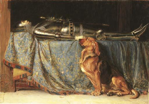 Briton Riviere, R.A. (1840-192