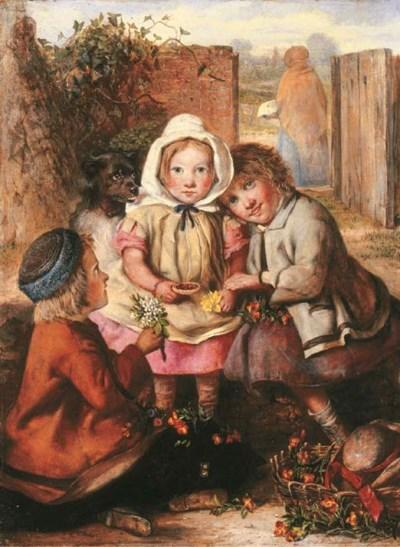 John Anster Fitzgerald (1832-1