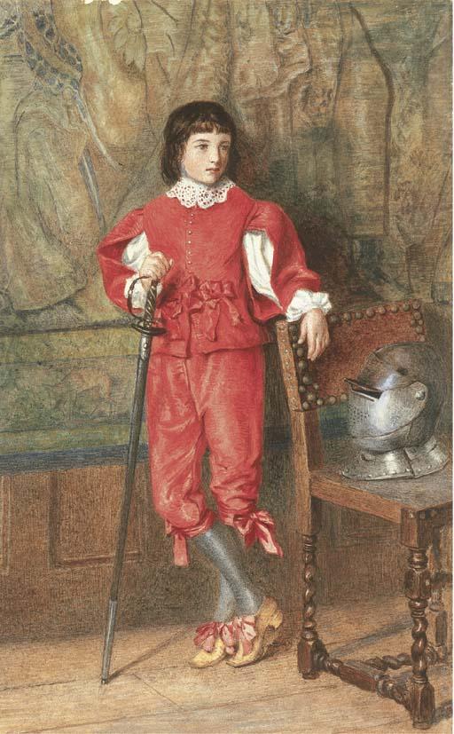 Sir James Dromgole Linton, H.R