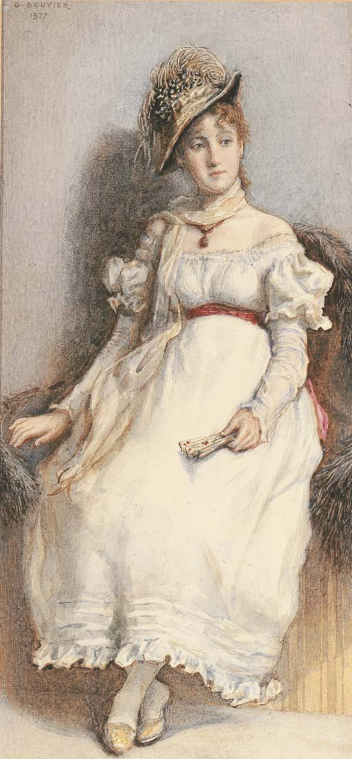 Augustus Jules Bouvier (c.1827