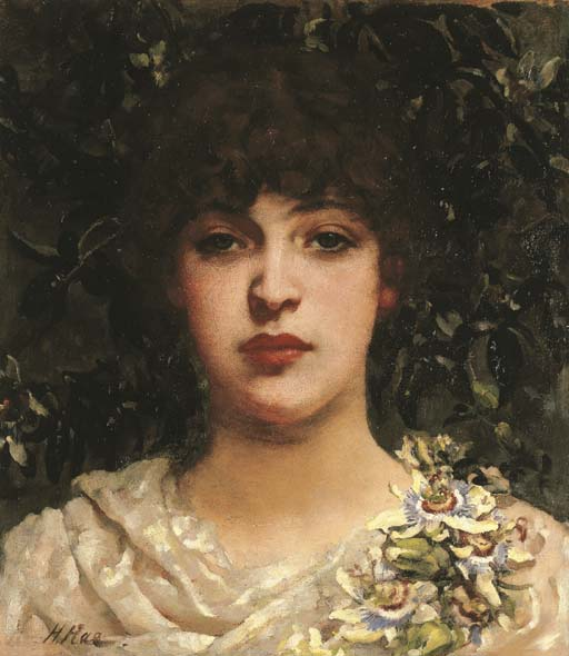 Henrietta Rae (Mrs Ernest Norm