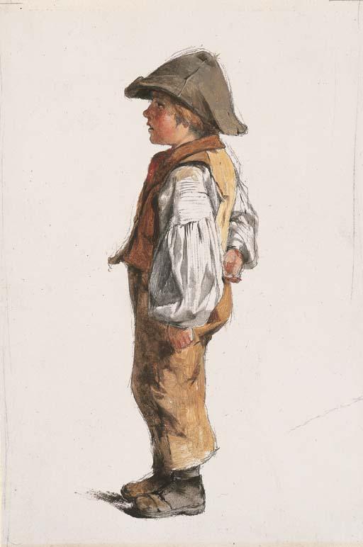 James Pelham II (1800-1874)