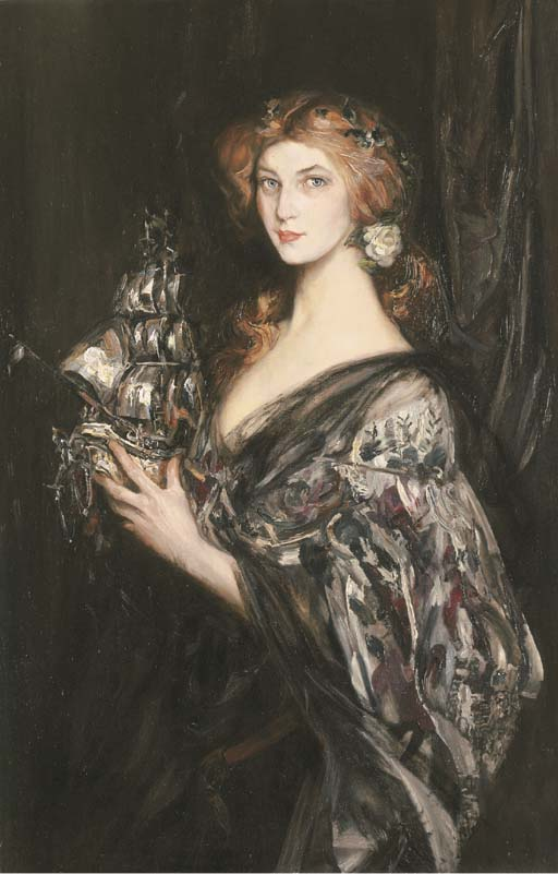 Sir James Jebusa Shannon, R.A.