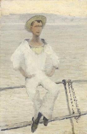 George Sherwood Hunter, R.B.A. (c. 1850-1919)