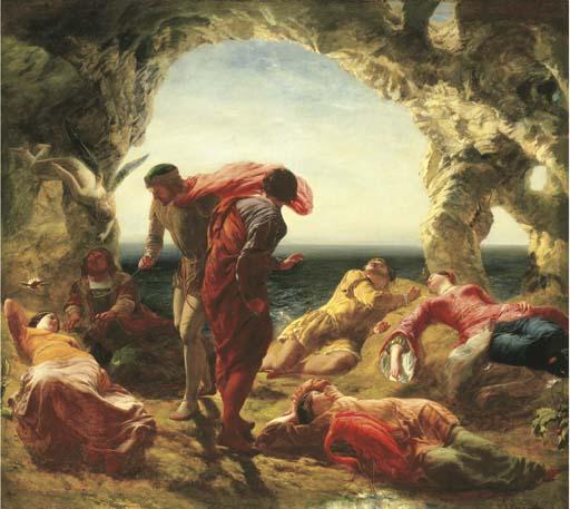 Paul Falconer Poole, R.A. (180
