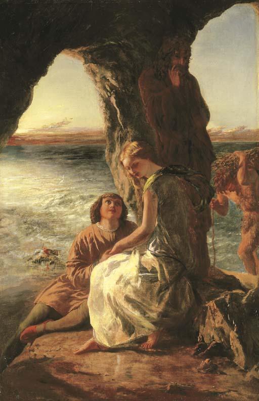 Paul Falconer Poole, R.A. (1807-1879)