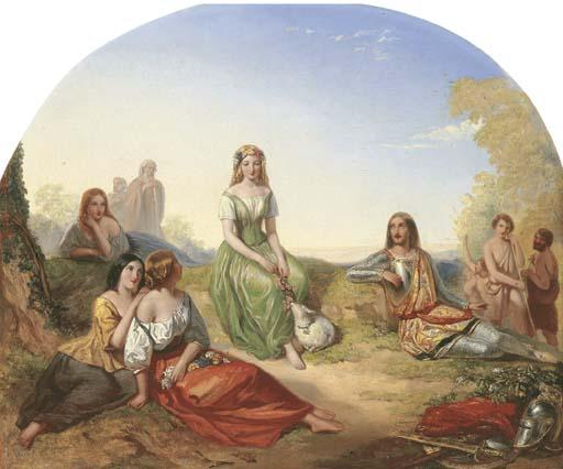 Augustus Jules Bouvier (c.1821