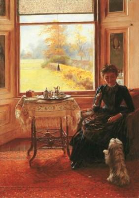 Mary Hayllar (fl. 1880-1885)
