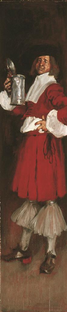 Edgar Bundy, A.R.A. (1862-1922