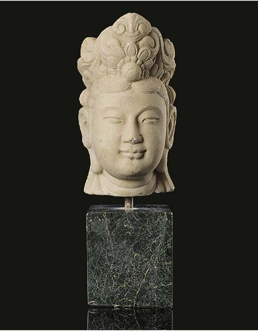 A Chinese archaic style white