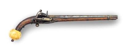 A 30-BORE CAUCASIAN MIQUELET-L