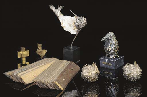 A COLLECTION OF VARIOUS OBJECT