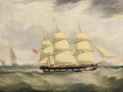 George Hewin (c.1840)