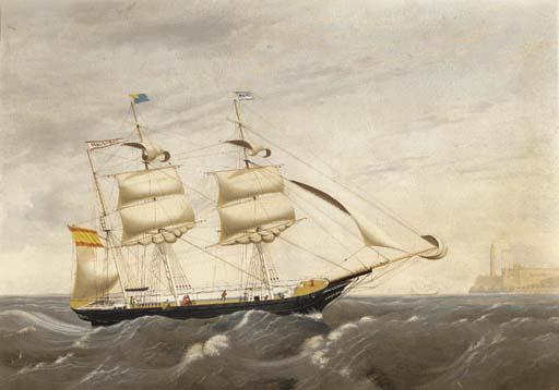 Edward Arnold (1824/1826-1866)