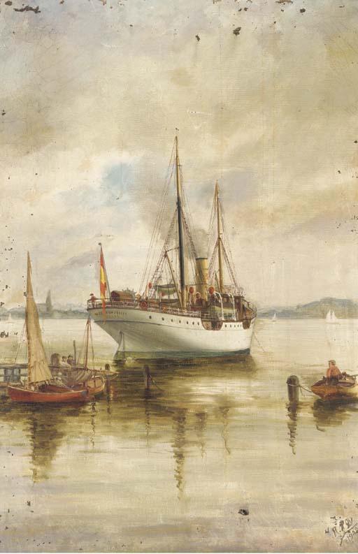 Ramón Pou (c.1862-1947)