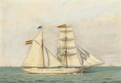 Francisco Vidal (fl.1867-1879)