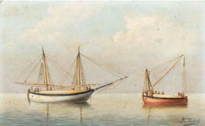 Francisco Vidal (active 1867-1