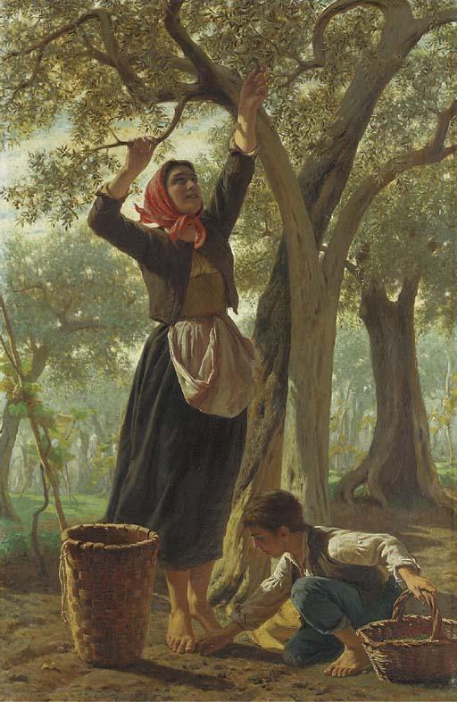 Luigi Bechi (Italian, 1830-191
