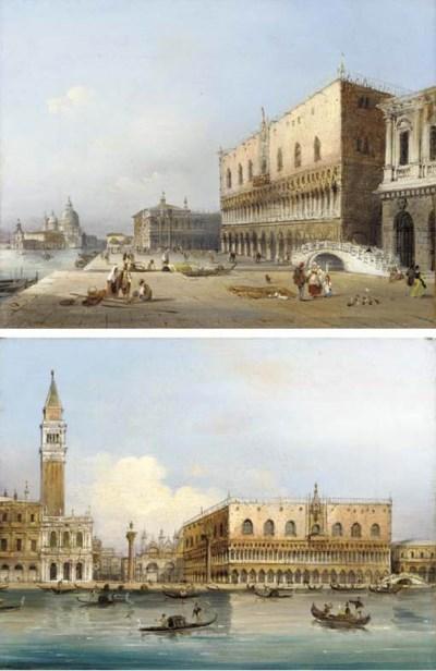Carlo Grubacs (Italian, 1810-1