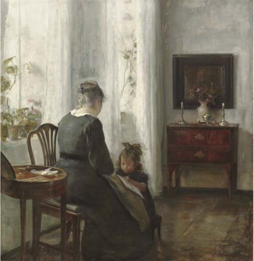 Carl Holsoe (Danish, 1863-1935