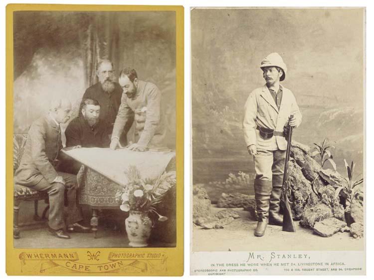 SIR HENRY MORTON STANLEY (1841