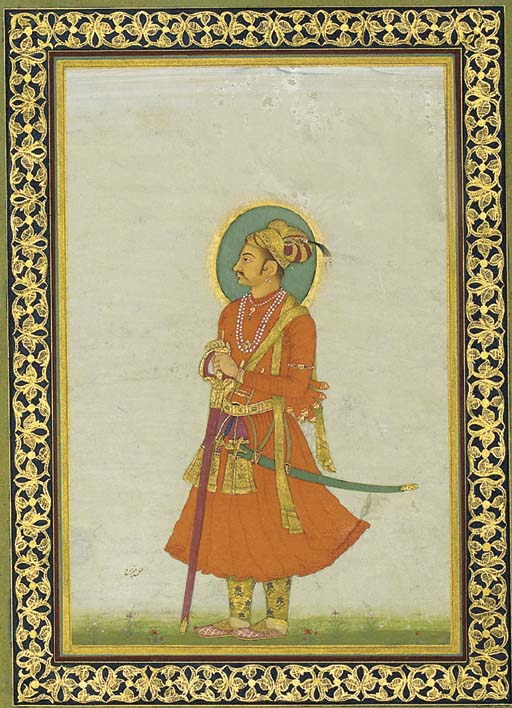 PORTRAIT OF RAJA KARAN SINGH O