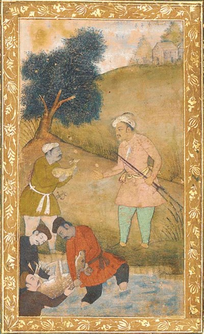 JAHANGIR HUNTING