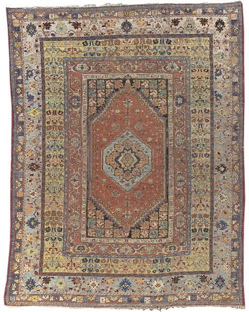 A MOROCCAN CARPET