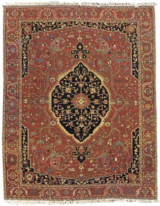 A HERIZ CARPET