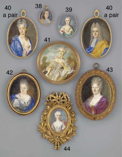 FRENCH SCHOOL, CIRCA 1740/1750