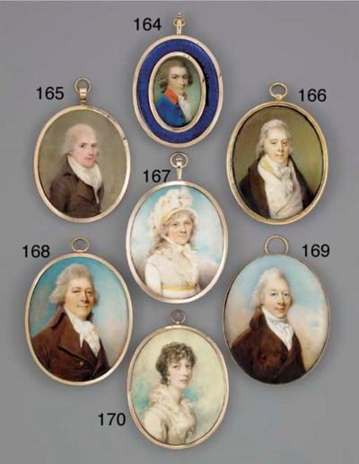 HENRY BURCH (BRITISH, B. 1763)
