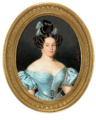 FRÉDÉRIC MILLET (FRENCH, 1786-