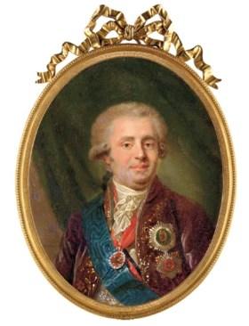 VLADIMIR LUKICH BOROVIKOVSKII (RUSSIAN, 1757-1825)