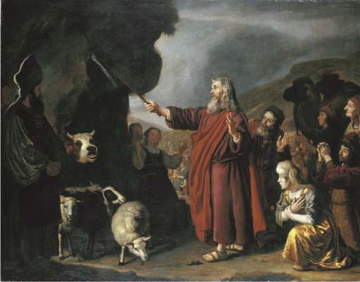 Jan Victors (Amsterdam 1619-c. 1676 East Indies)