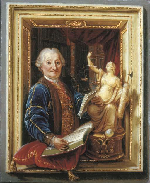 Ignaz Unterberger (Cavalese 1748-1797 Vienna)