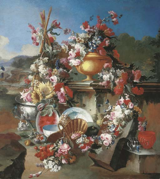 Francesco Lavagna (active Naples, 18th Century)