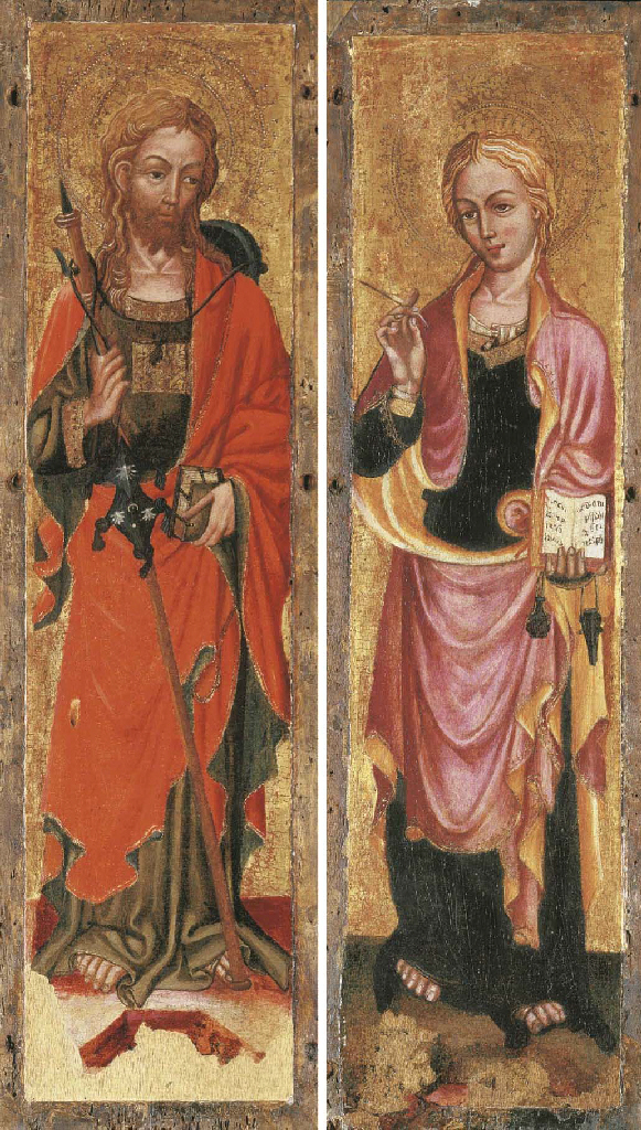Attributed to the Zavattari family (active in Lombardy, 15th  Century)