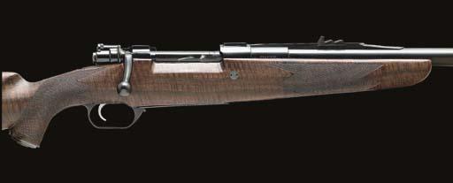 A FINE .450 (RIGBY RIMLESS) MA