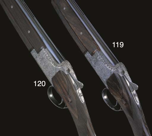 A BROWNING 12-BORE (2¾IN) SING