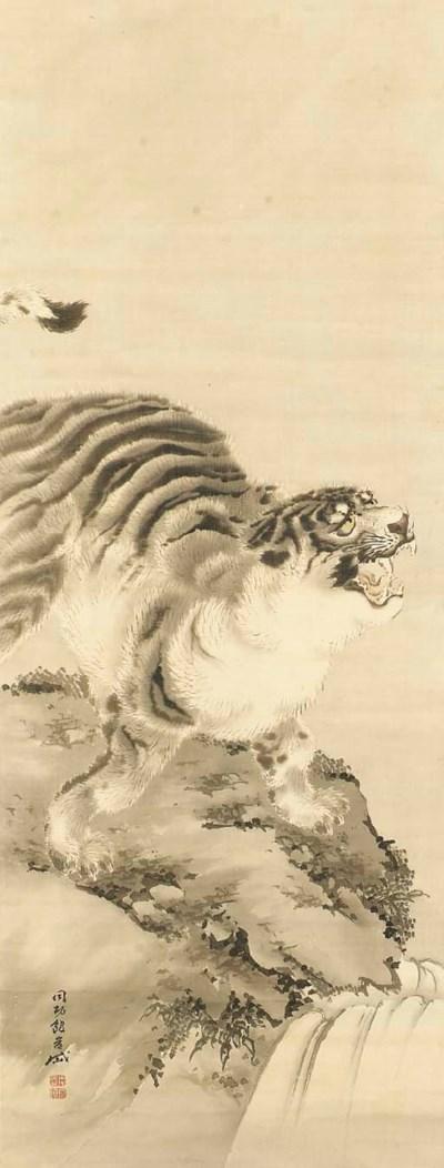 Kishi Gantai (1782-1865)